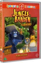 junglebanden - rubin ravage - DVD