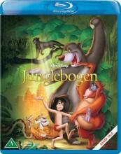 junglebogen / the jungle book - disney - Blu-Ray