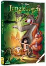 junglebogen / the jungle book - disney - DVD