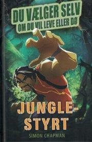 junglestyrt - bog