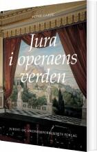 jura i operaens verden - bog