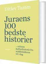 juraens 100 bedste historier - bog