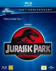 jurassic park - 100th anniversary edition - Blu-Ray