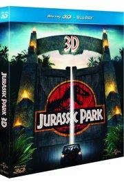 jurassic park 1 - 3d+2d - Blu-Ray