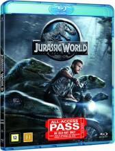 jurassic world / jurassic park 4 - Blu-Ray