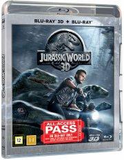 jurassic world / jurassic park 4 - 3d - Blu-Ray