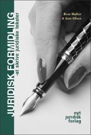juridisk formidling - bog