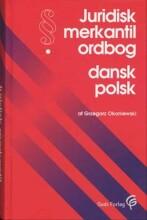 juridisk merkantil ordbog dansk-polsk - bog