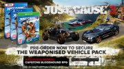 just cause 3 - rocket launcher edition - xbox one
