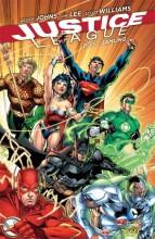 justice league - bog