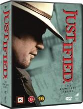 justified - den komplette serie - DVD