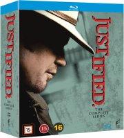 justified - sæson 1-6 - den komplette serie - Blu-Ray