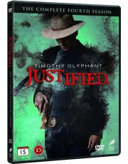 justified - sæson 4 - DVD