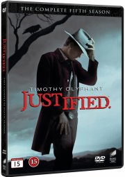 justified - sæson 5 - DVD