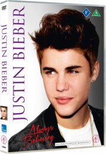 justin bieber - always believing - DVD