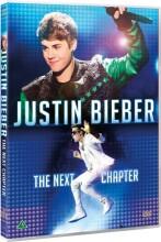 justin bieber: the next chapter - DVD