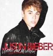 justin bieber - under the mistletoe - cd