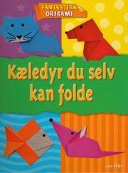 kæledyr du selv kan folde - bog