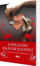 kærlighed kræver knofedt - bog