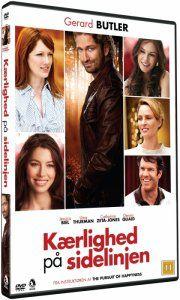 kærlighed på sidelinjen - DVD