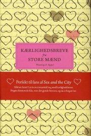 kærlighedsbreve fra store mænd - bog
