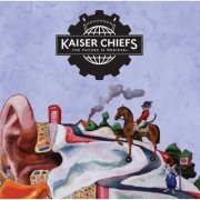 kaiser chiefs - the future is medieval - cd