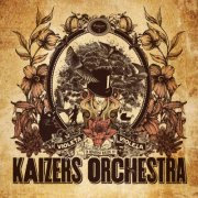 kaizers orchestra - volume 1 - violeta violeta - cd