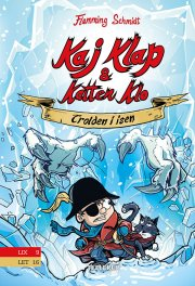 kaj klap & katten klo #2: trolden i isen - bog
