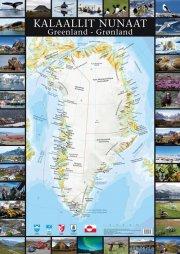 kalaallit nunaat - greenland - grønland - bog