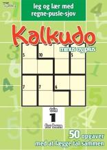 kalkudo - plus og minus - bog