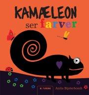 kamæleon ser farver - bog