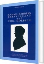kamma rahbeks brevveksling med chr. molbech - bog