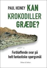 kan krokodiller græde? - bog