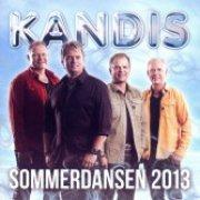 kandis - sommerdansen 2013 - cd