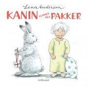 kanin kommer med pakker - bog