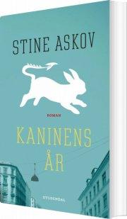 kaninens år - bog