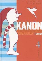 kanon i dansk 4 - bog