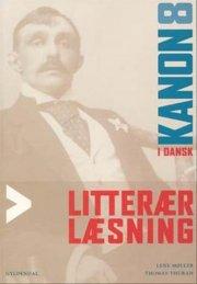 kanon i dansk 8. litterær læsning - bog