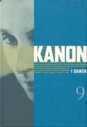 kanon i dansk 9 - bog