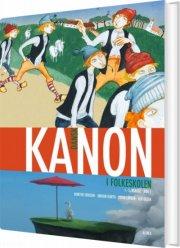 kanon i folkeskolen, dansk 1.-3. kl. bog 1 - bog