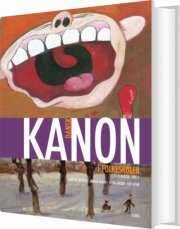 kanon i folkeskolen, dansk 1.-3.kl. bog 2 - bog