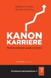kanon karriere - bog