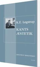 kants æstetik - bog