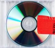 kanye west - yeezus - cd