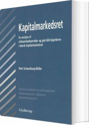 kapitalmarkedsret - bog