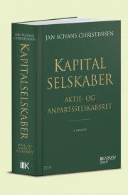 kapitalselskaber - aktie- og anpartsselskabsret - bog