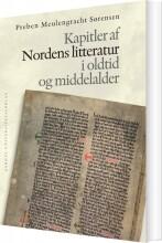 kapitler af nordens litteratur i oldtid og middelalder - bog