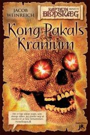 kaptajn blodskæg, bind 5: kong pakals kranium - bog