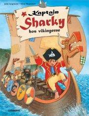 kaptajn sharky hos vikingerne - bog
