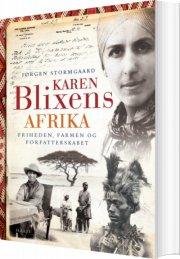 karen blixens afrika - bog